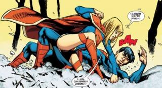 Kara vs. Kal-El