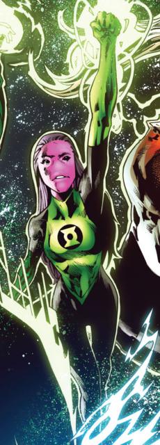 Green Lantern Horoq Nnot