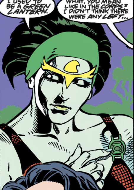 Talking with Kyle Rayner