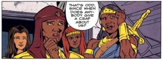 Return of the Bana-Mighdall Amazons