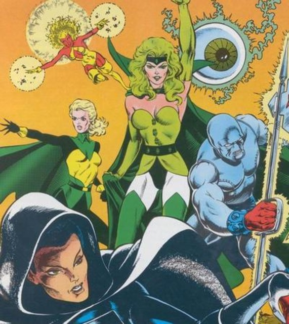 Enter the new Fatal Five
