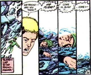 Sacrifice during Crisis of Infinite Earths