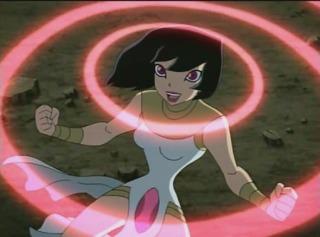 Esper in Legion of Super-Heroes animation series