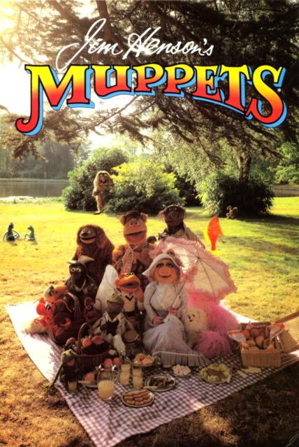 Jim Henson's Muppets Annual