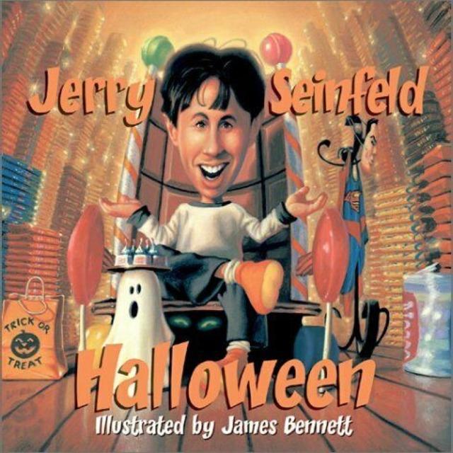 Jerry Seinfeld's Halloween
