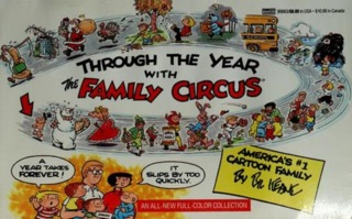 Through the Year With the Family Circus