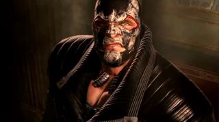 Bane in Arkham Origins