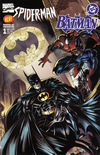 Marvel DC Crossover