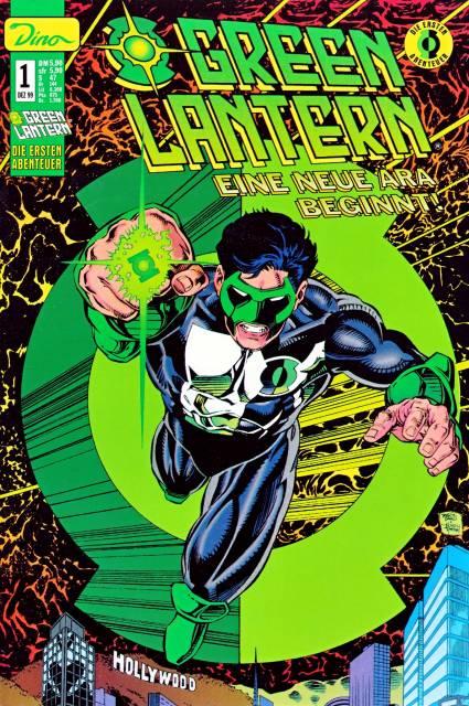 Green Lantern - Die Ersten Abenteuer