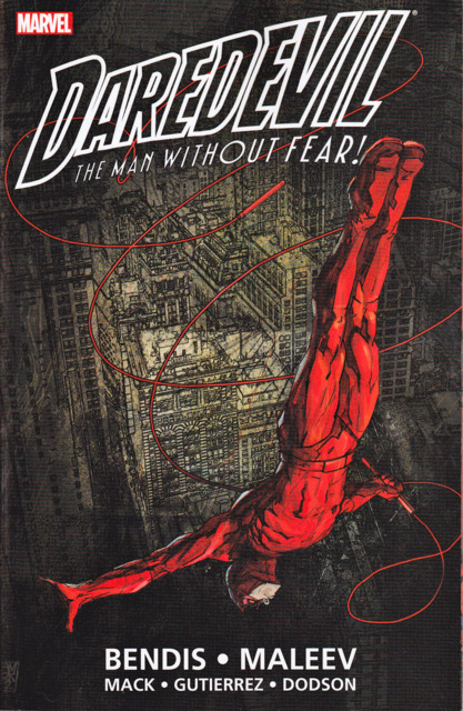 Daredevil by Bendis and Maleev Ultimate Collection