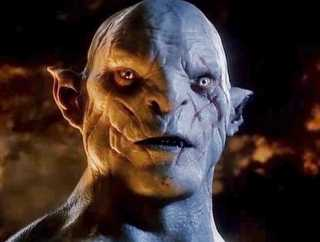 The Pale Orc: Azog the Defiler