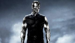 Colossus in X-Men 3
