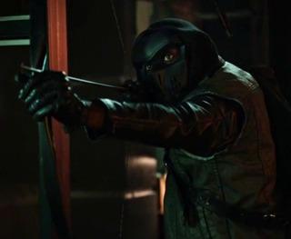 Komodo as seen in Arrow