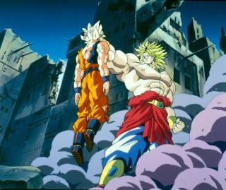 Broly's Might