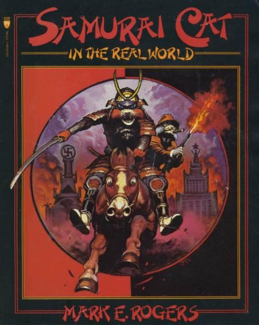 Samurai Cat in the Real World