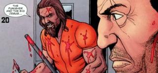 Punisher Meets Big Jesus