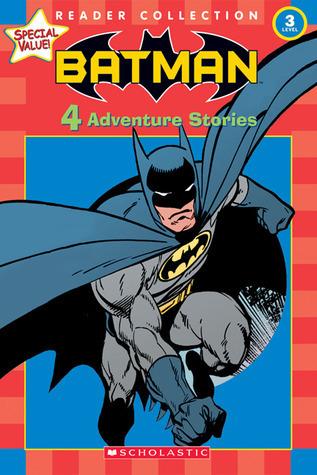 Batman: 4 Adventure Stories