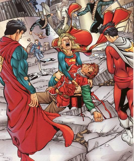 Zor-El dies in Kara Arms