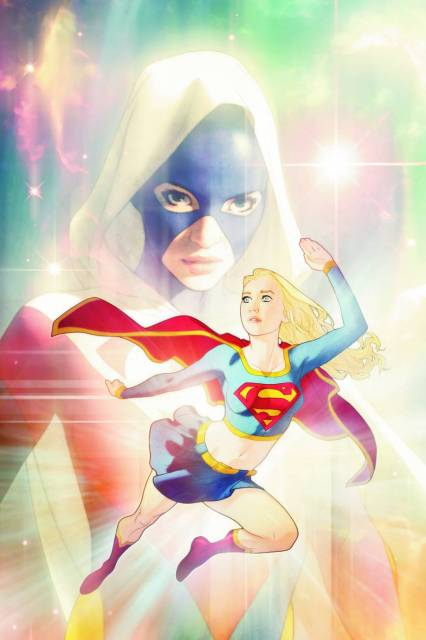 Who is Superwoman?