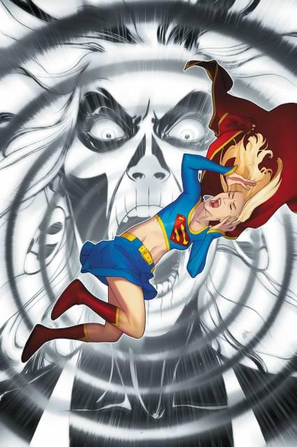 Supergirl faces Silver Banshee