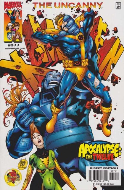 X-men: The Twelve