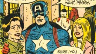 Sharon, Peggy & Captain America