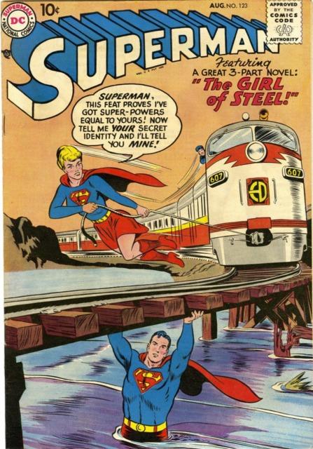 Jimmy Olsen´s Supergirl