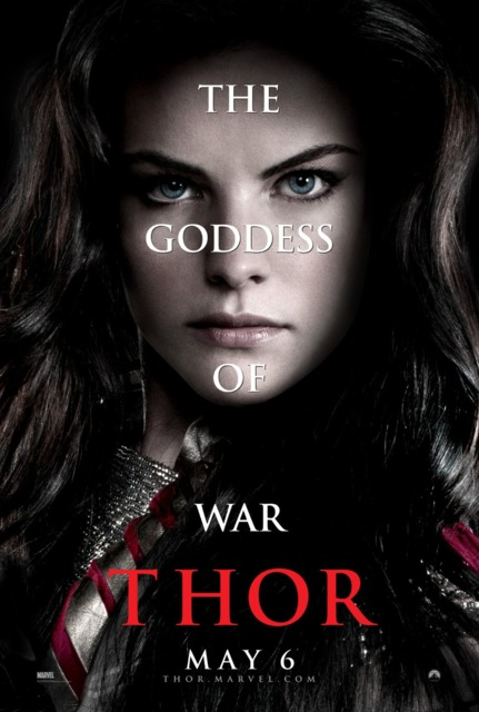 Sif in Thor