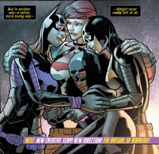 Future End´s Batgirls