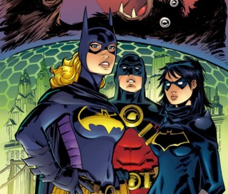 Convergence: Batgirl