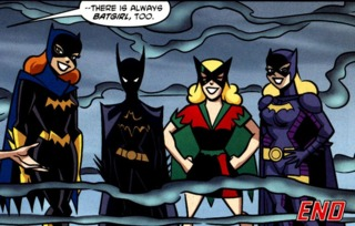 Brave and the Bold Batgirls