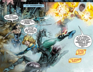 Bkack Canary VS Ocean Master´s Forces