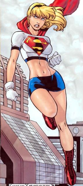 Linda full Supergirl