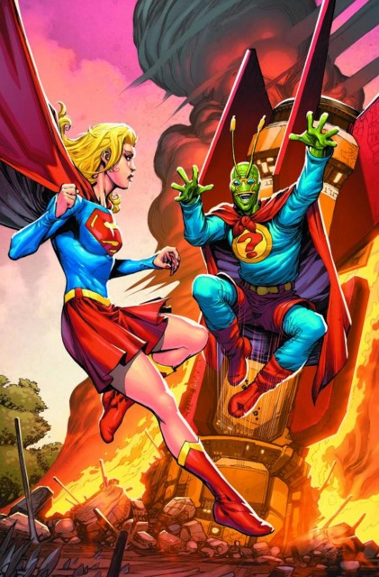 Convergence: Supergirl (Matrix)