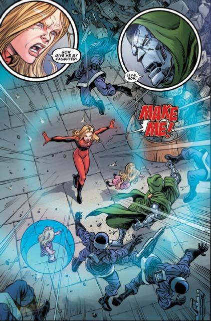 Sue VS Dr. Doom