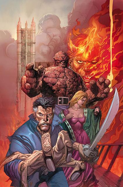 1602 Fantastic Four