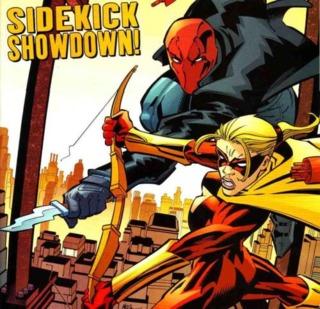 Speedy VS Red Hood