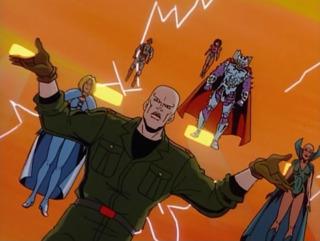 Moondragon in X-men: TAS