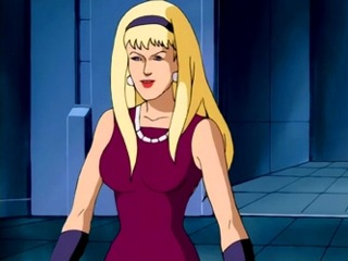 Gwen in Spider-Man: The Animated Serie