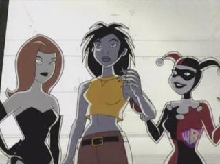 Harley, Ivy and Nails