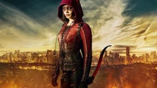 Thea Dearden Queen as Speedy (Arrow)