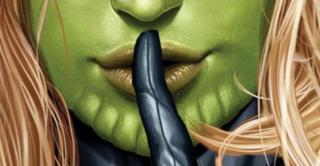 Skrull Ms. Marvel