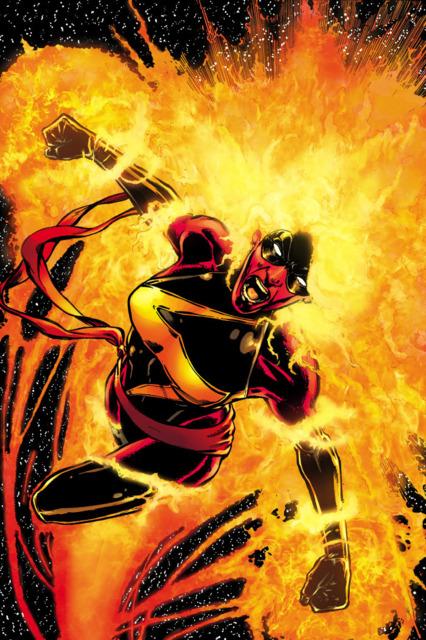 Ms. Marvel overloads in Dark Reign