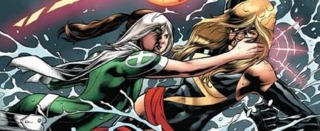 Ms. Marvel VS Rogue in AVX
