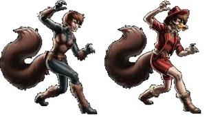 Squirrel Girl in Marvel Avengers Alliance