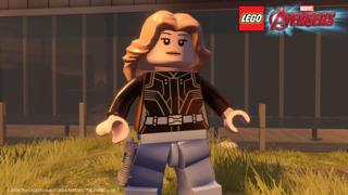 Agent 13 in LEGO Marvel´s Avengers