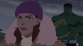 Betty in Hulk and the Agents of S.M.A.S.H.