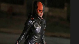 Isabel Rochev as Ravager in Arrow