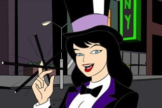 Zatanna in Gotham Girls
