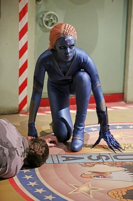 Laura Vandervoort as Indigo in Supergirl